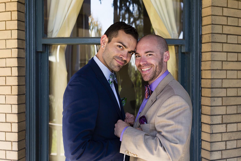 TIM + JOHN | wedding