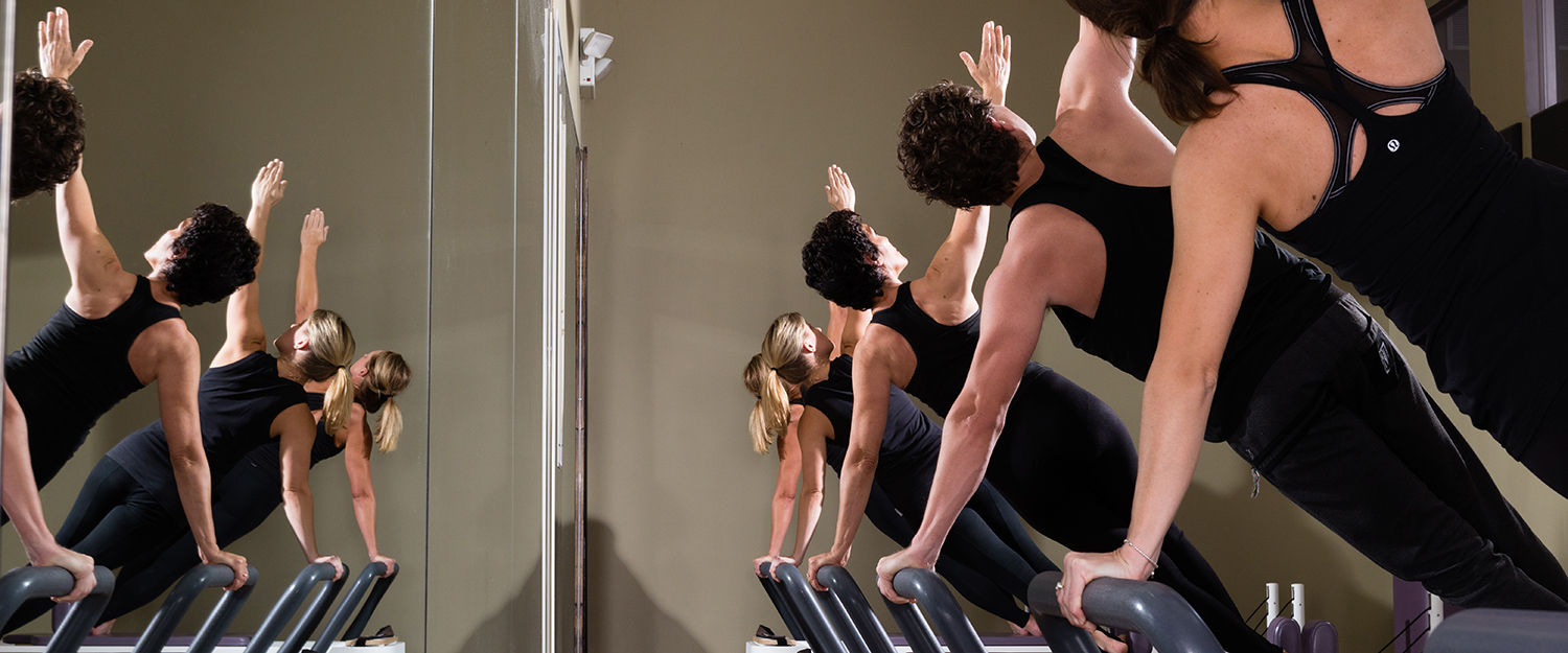 REFORM INDY PILATES STUDIO | commercial photography