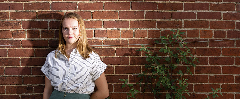 JOSIE | zionsville senior photographer