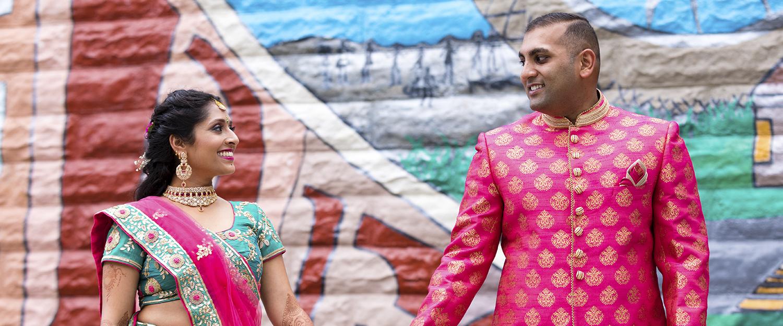POOJA + SAMIR| indian wedding photography
